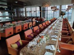 Issan wine dinner VIE hotel
