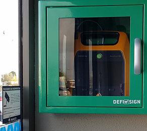 Vente et formation à l'usage d'un défibrillateur en Aquitaine