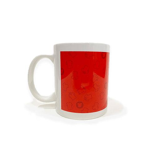 Full Color Custom 11oz Mug