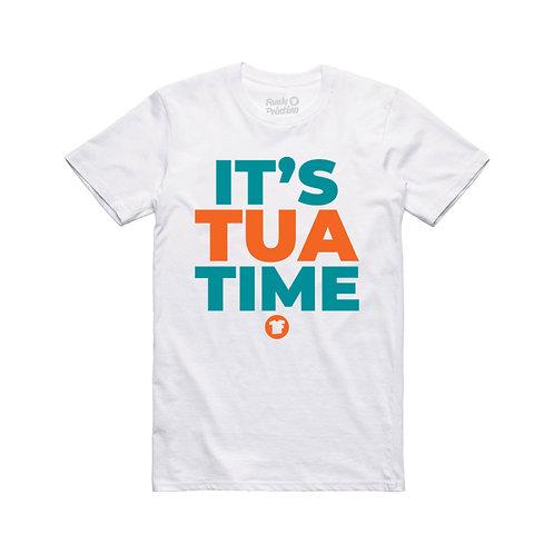 IT'S TUA TIME