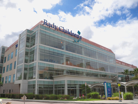 Your Donations In Action: An Insider Look at Rady Children's Hospital