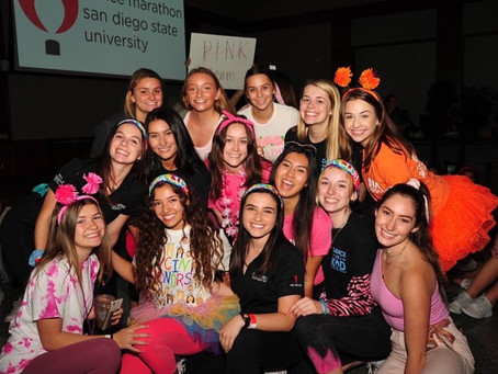 Gamma Phi Beta is For The Kids!: Tips from 2020's Highest-Fundraising Team