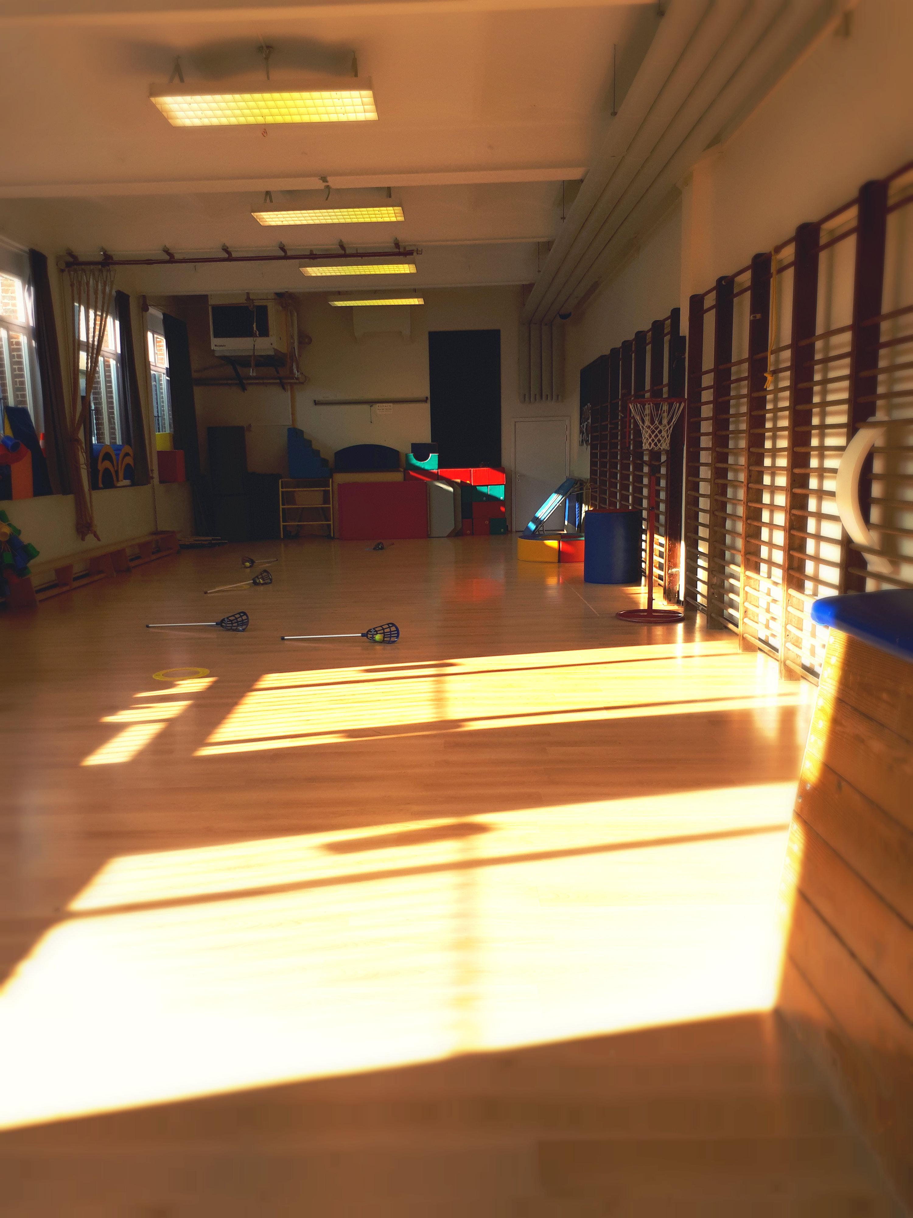Salle d'éducation physique