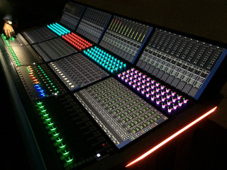 NAB: Stage Tec presents the IP mixing console concept AVATUS