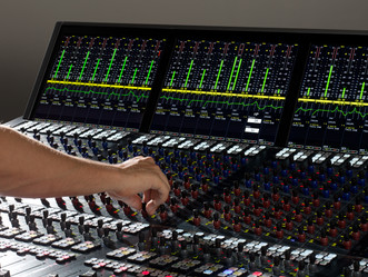 Stage Tec's AURUS platinum with new audio processing functions at prolight+sound