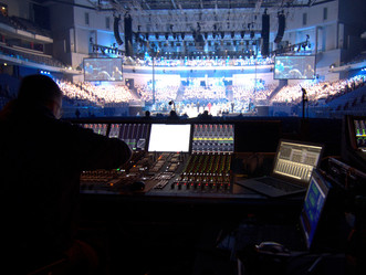 Stage Tec sponsors Luther Pop-Oratorio goes on a live tour with Stage Tec equipment