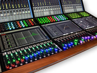 NAB/prolight+sound: World premiere for the NEXUS IP interface, presentation of the AVATUS IP console