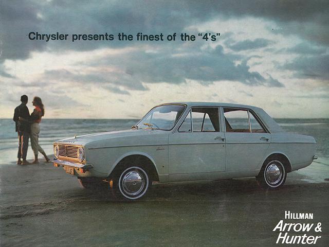 Chrysler Australia Marketing