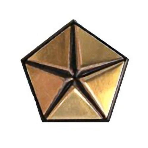 Pentestar badge