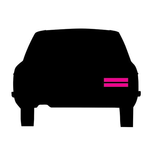 HE rear tail light assemblies (1 x set) DS