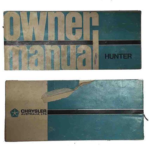 HB Service Manual Unused