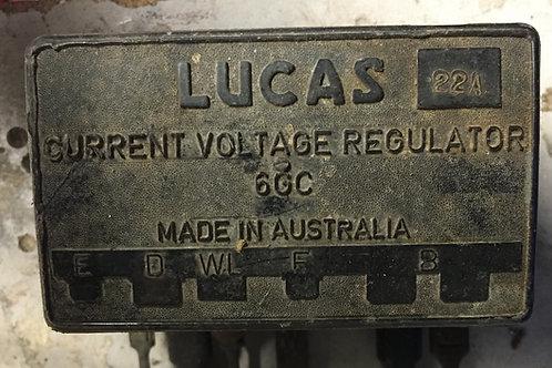 12 volt voltage regulator