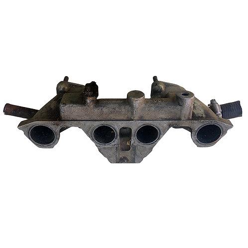 Intake manifold (twin carb)