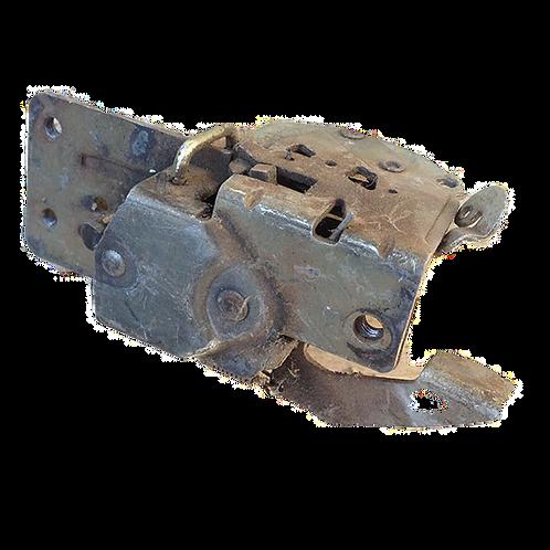 Bonnet latch mechanism