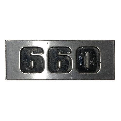 660 Badge