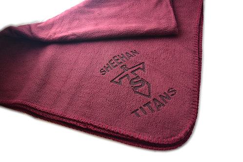Sheehan Titans Fleece Blanket