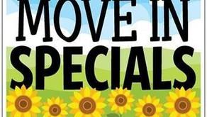 Understanding Specials, Net Effective Rent & Self Prorating