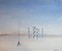 La Lagune à Venise