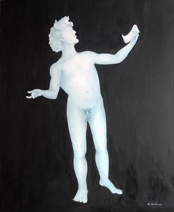 L'acteur grec, jardin du Luxembourg