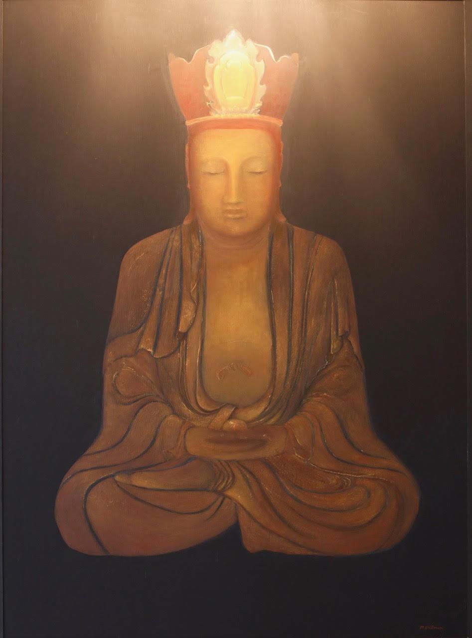 bouddha_vietnamien_doré
