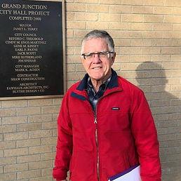 Dennis at Grand Junction