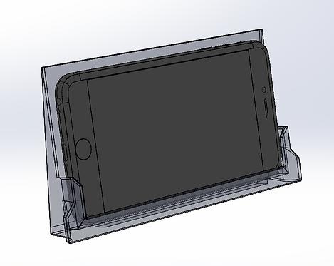 Phone Holder for any phone, custom made