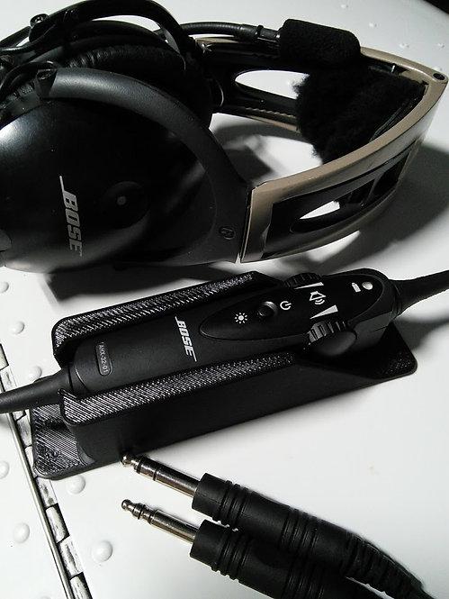 Bose AHX-32-01 Headset Control Module Mount / Holder