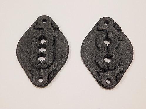Version 2: Spark Plug Lead Baffle Seal - 7 mm Outside Diameter Lead