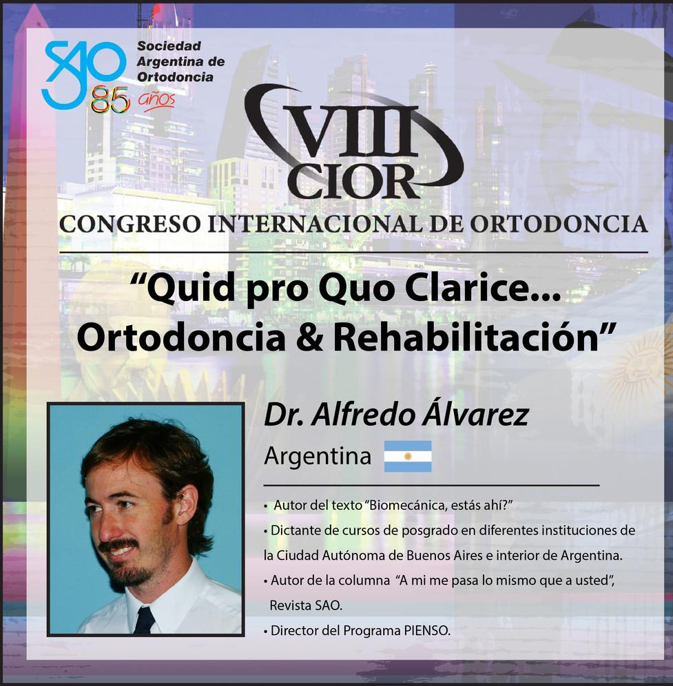 Dr. Alfredo Alvarez