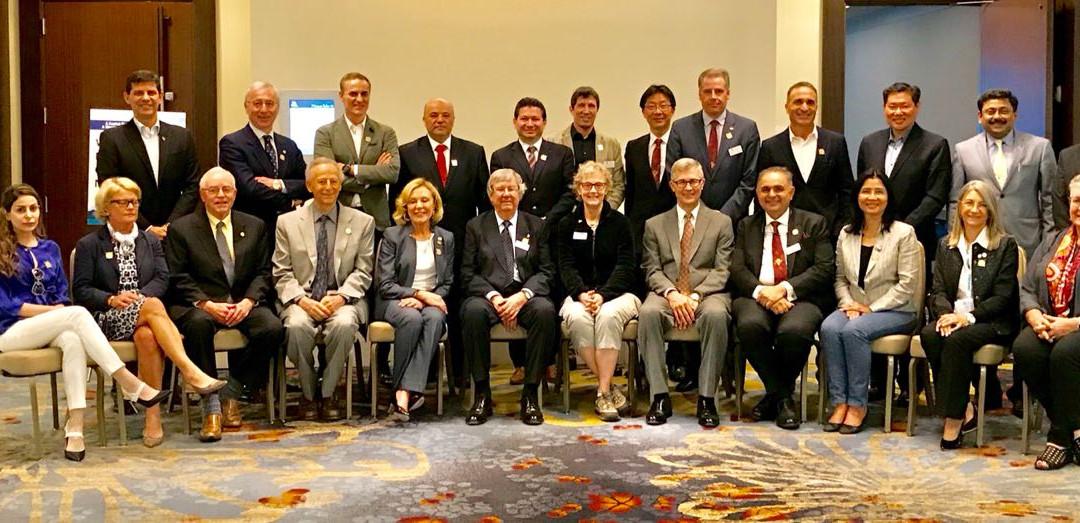 WFO Comité de Tribunales Regionales