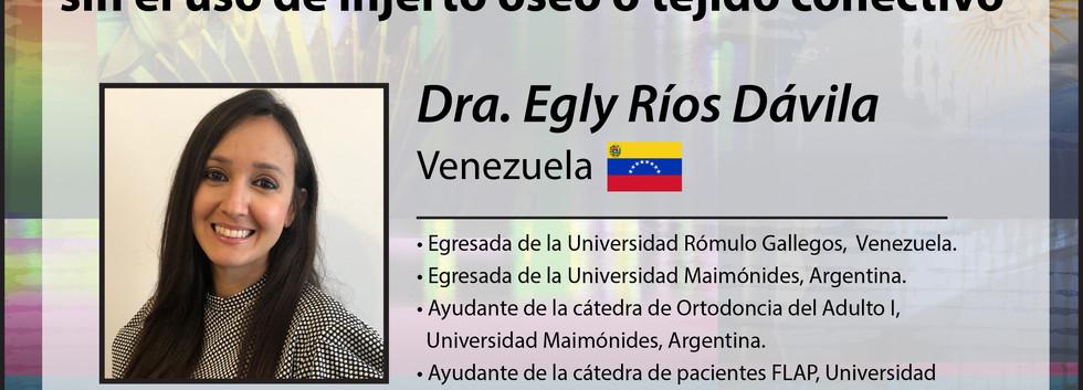 Dra. Egly Ríos Dávila