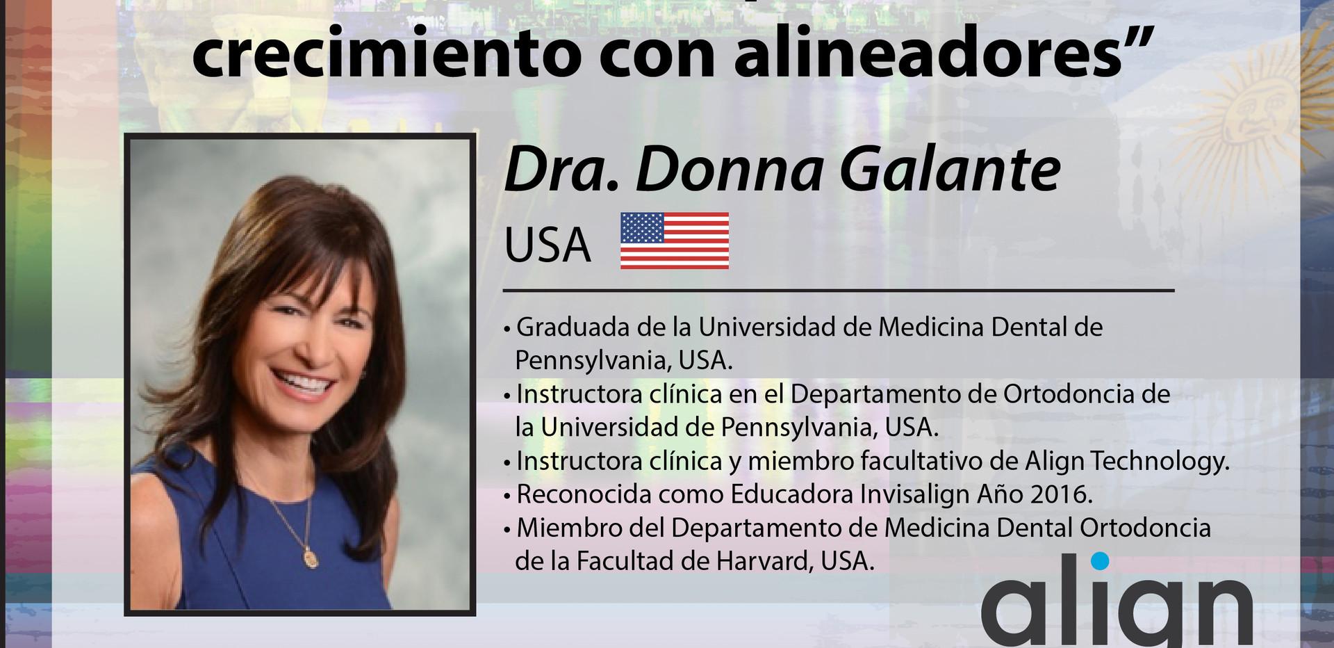 Dra. Donna Galante