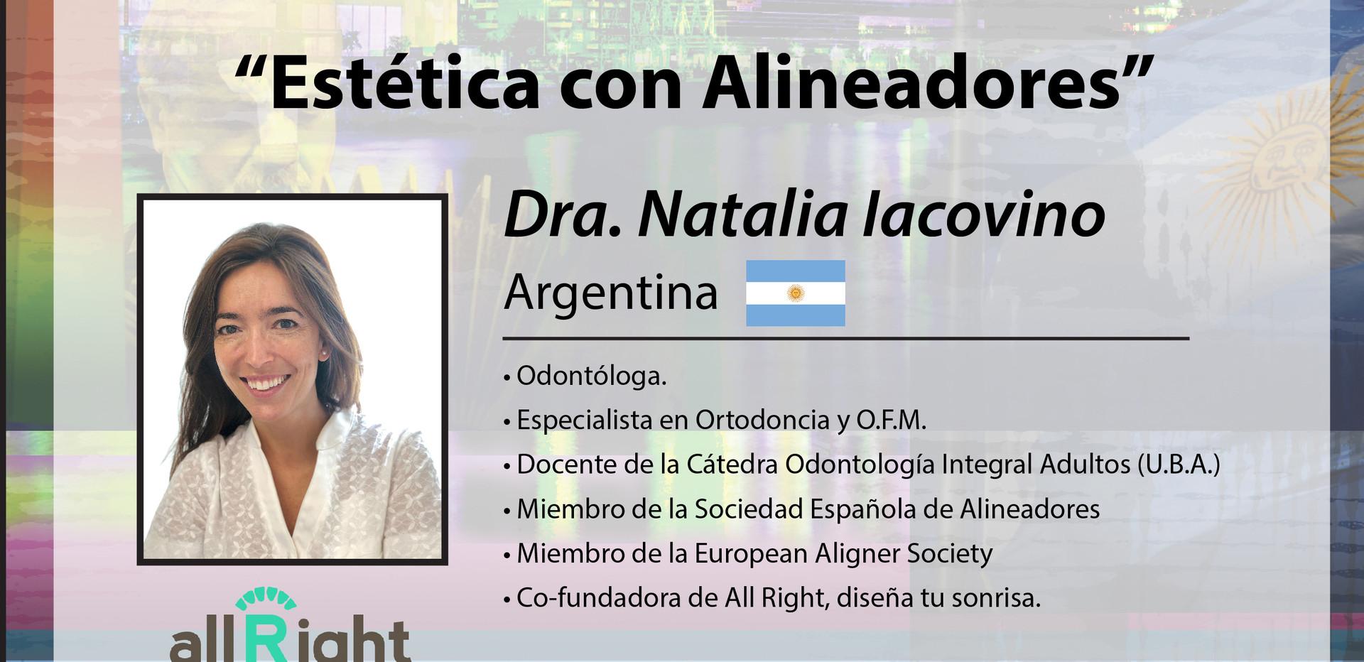 Dra. Natalia Iacovino