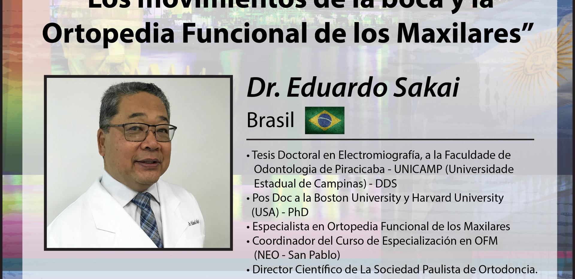 Dr. Eduardo Sakai