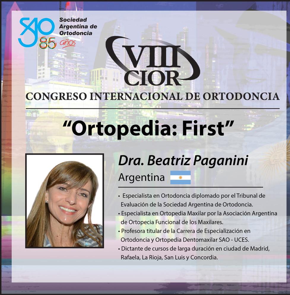 Dra. Beatriz Paganini