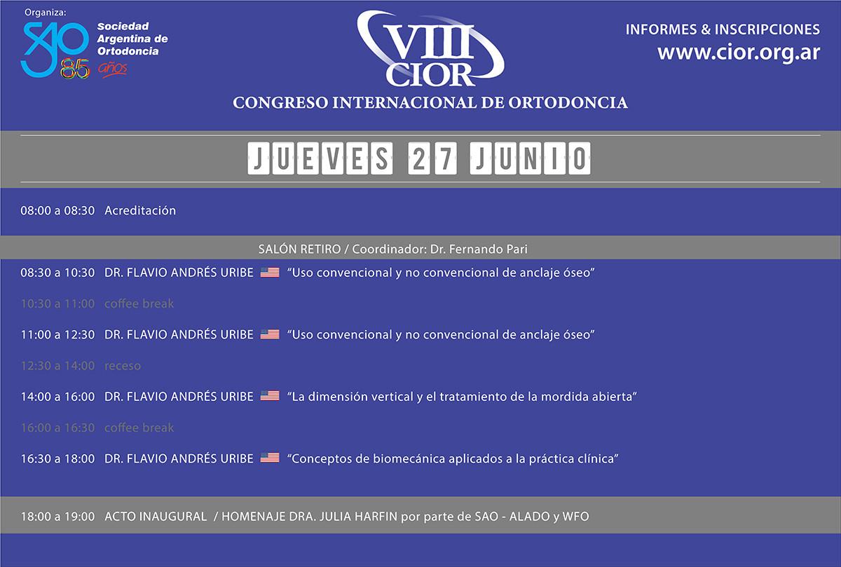Congreso Internacional de Ortodoncia