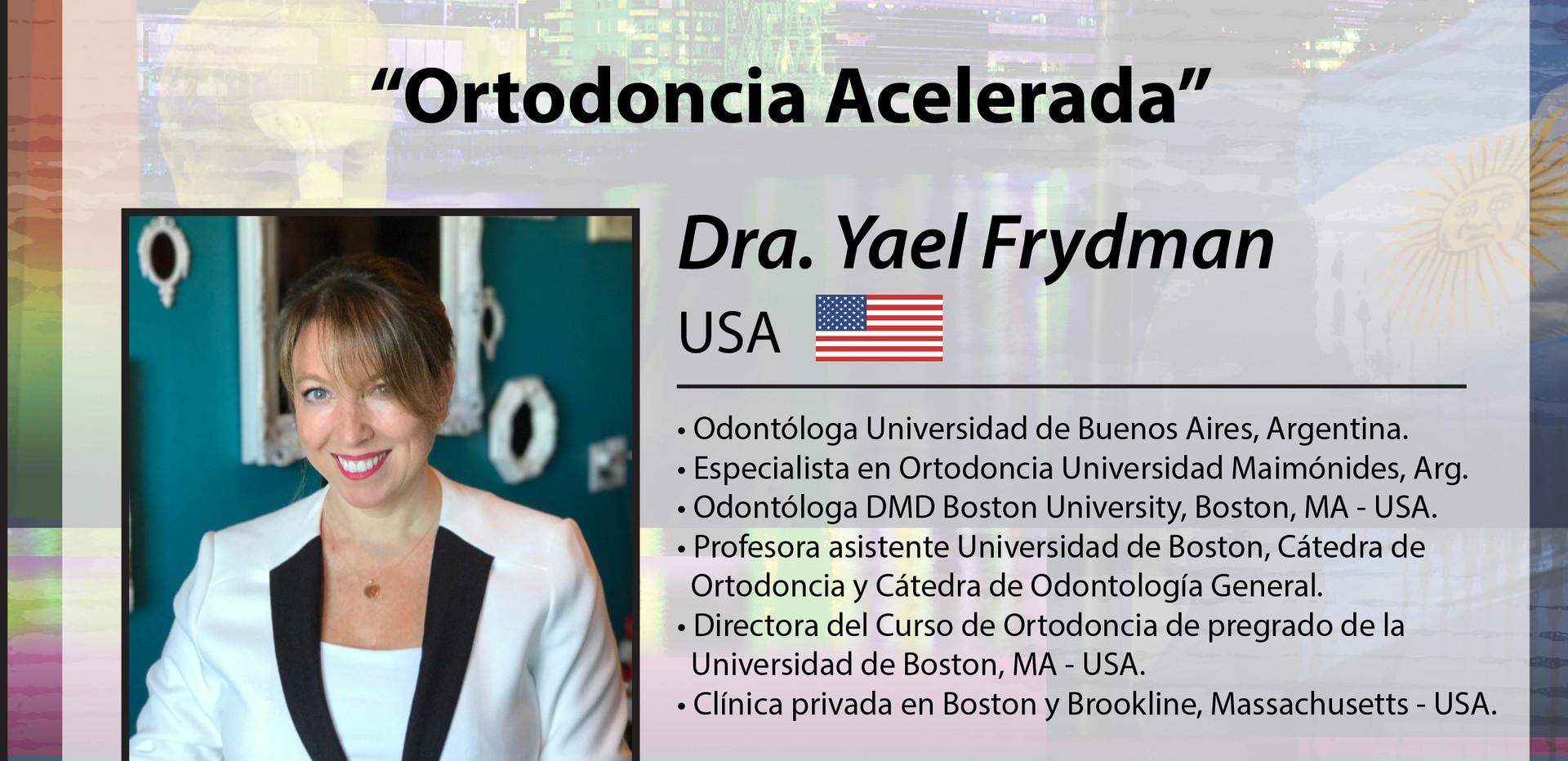 Dra. Yael Frydman
