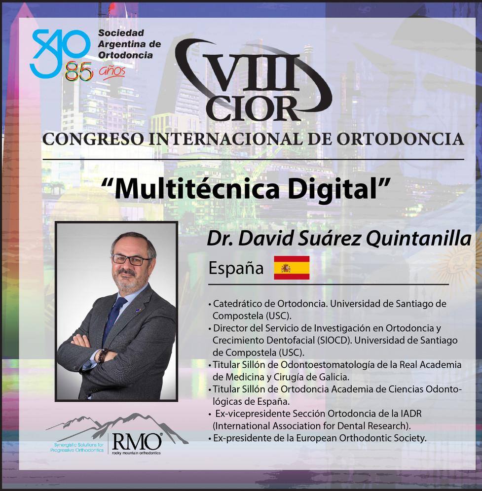 Dr. David Suarez Quintanilla