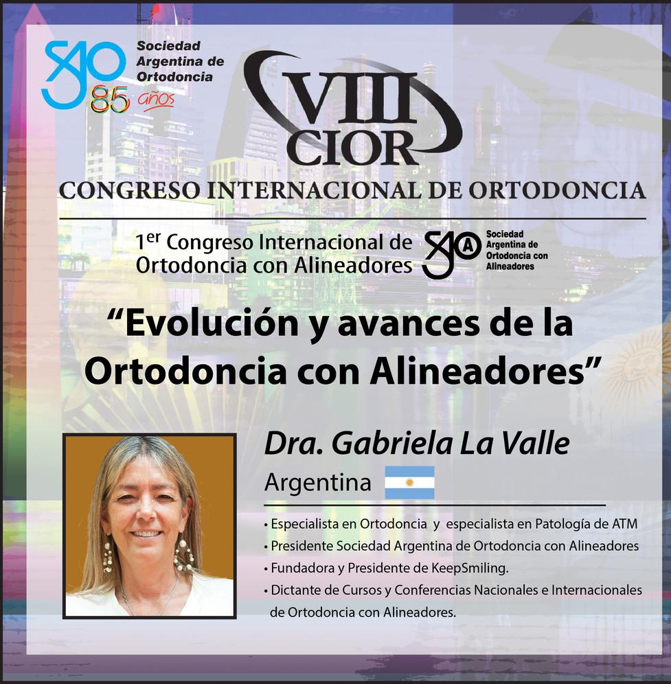 Dra. Gabriela La Valle