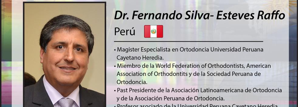 Dr. Fernando Silva-Esteves Raffo