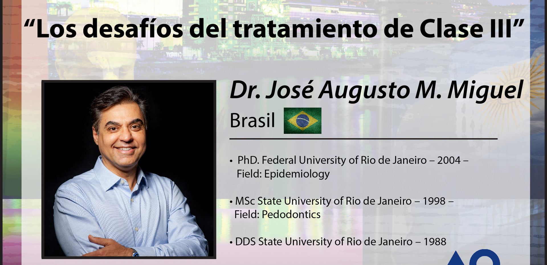Dr. José Augusto Miguel