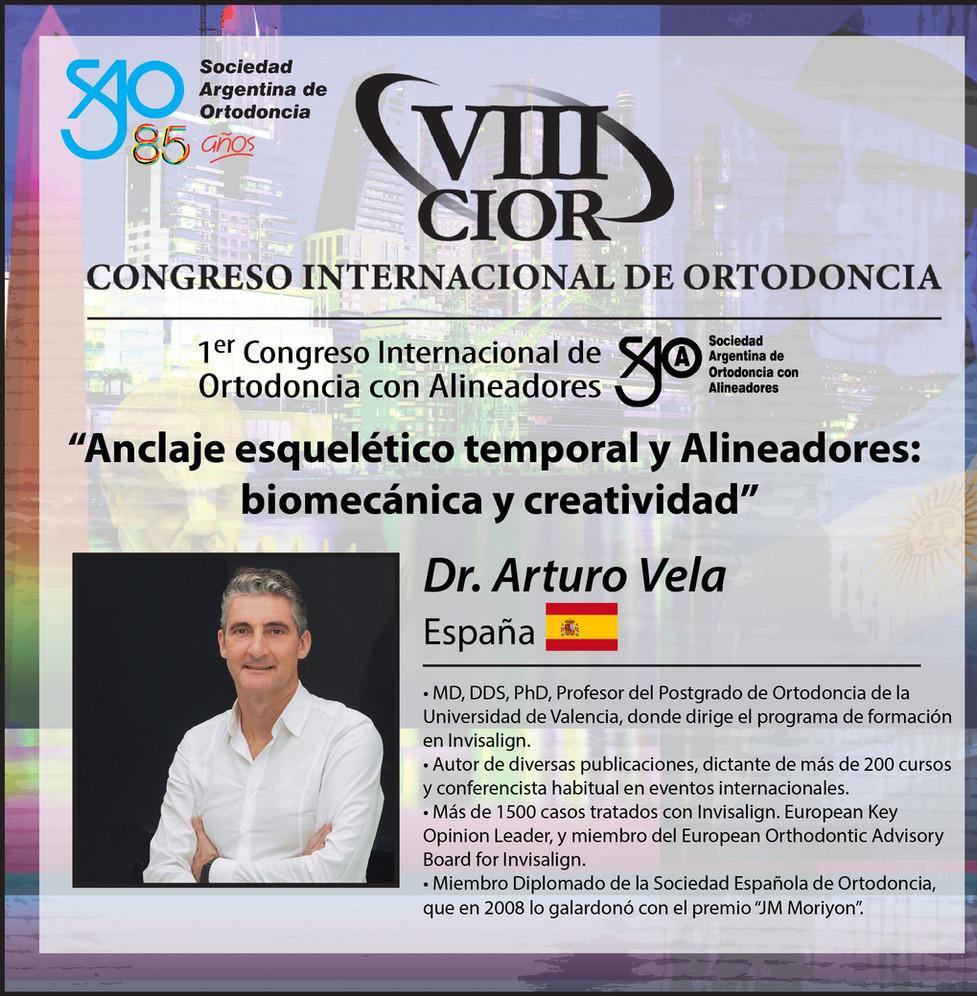 Dr. Arturo Vela