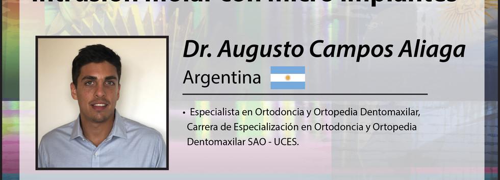 Dr. Augusto Campos Aliaga