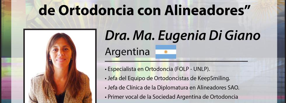 Dra. Ma. Eugenia Di Giano