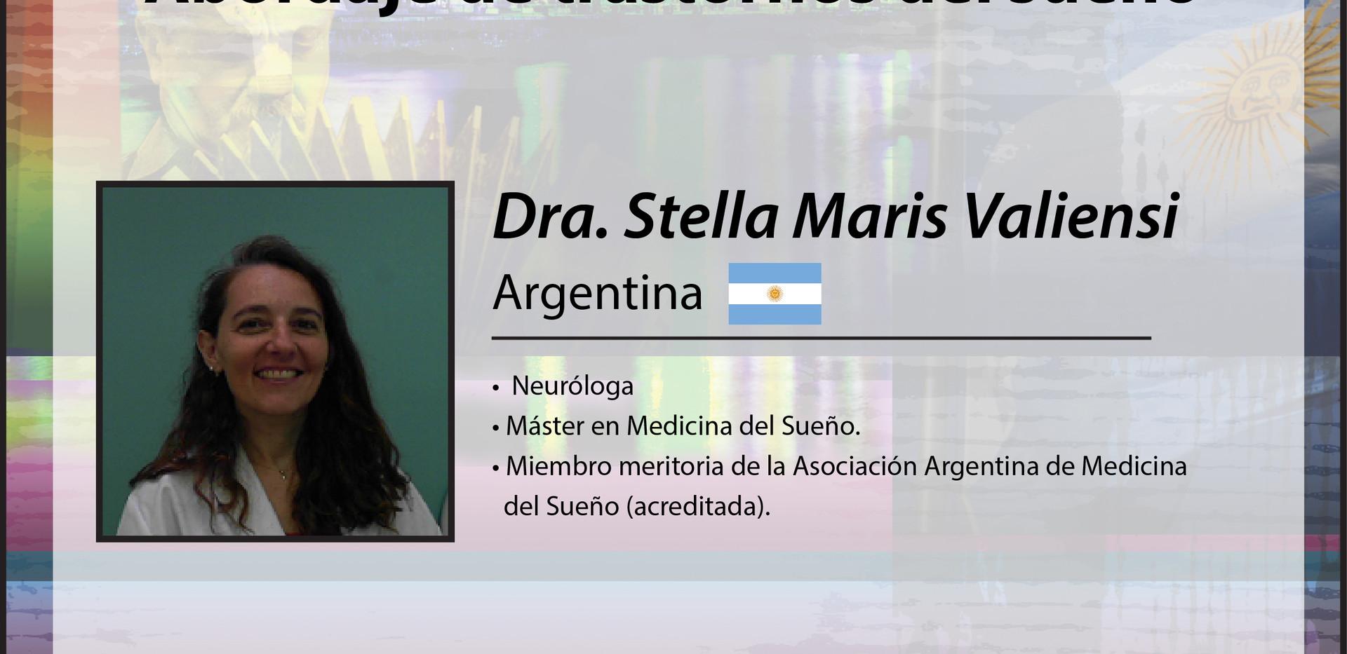 Dra. Stella Maris Valiensi
