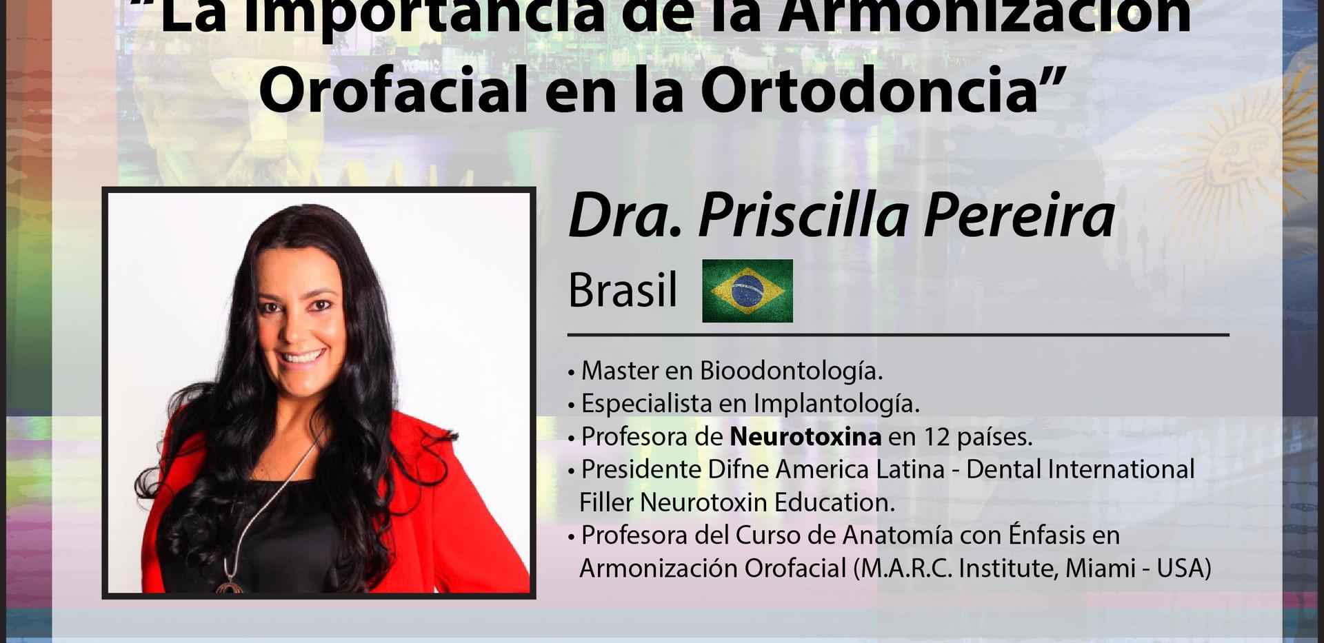 Dra. Priscilla Pereira