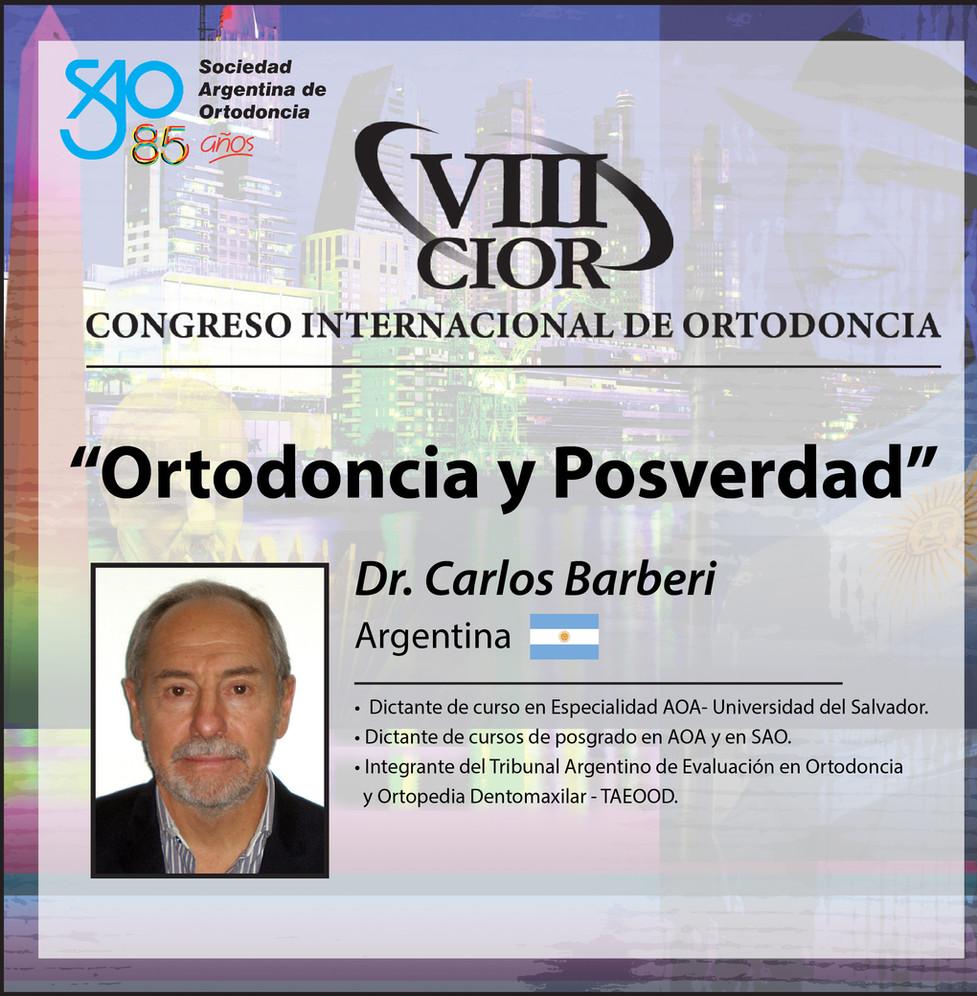 Dr. Carlos Barberi