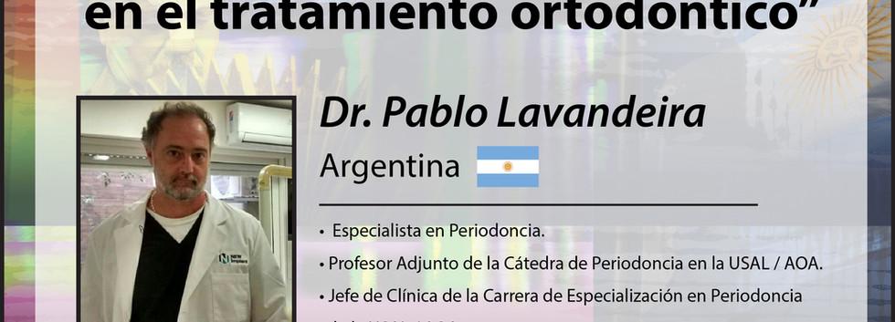 Dr. Pablo Lavandeira