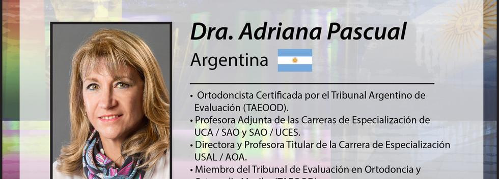 Dra. Adriana Pascual