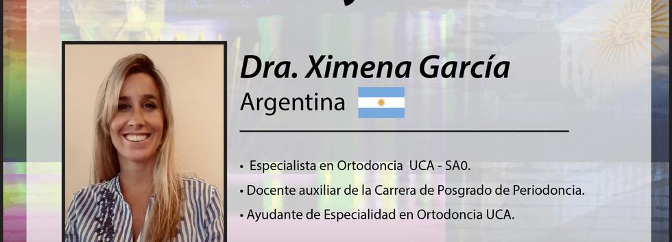 Dra. Ximena Garcia
